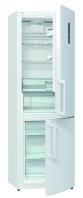 GORENJE RK 6192 LW Alulfagyasztós kombinált hűtő fehér