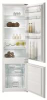 GORENJE RKI 4181 AW Beépíthető kombinált hűtő