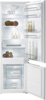 GORENJE RKI 5181 KW Beépíthető kombinált hűtő