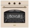 EVIDO RUSTIC-O 60C Rusztikus beépíthető sütő Antracit, Sötétszürke