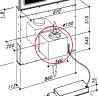 SIRIUS S-DD12 T800 motor  Páraelszívó motor szinterezett