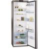 AEG S74010KDX0 Hűtőszekrény fagyasztó nélkül inox ajtó/ezüst oldalfalak