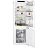 AEG ELECTROLUX SCE 81811 LC Beépíthető kombinált hűtő