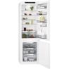 AEG SCE 81816 TS Beépíthető kombinált hűtő