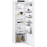 AEG SKE 81821 DC Beépíthető hűtőszekrény fagyasztó nélkül