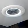 SIRIUS SLT 962 RING EM fehér 900 Mennyezetbe építhető páraelszívó inox/aluminíum