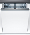 BOSCH SMV46IX02E Teljesen beépíthető mosogatógép