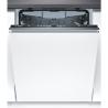 BOSCH SMV58L10EU Teljesen beépíthető mosogatógép