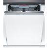 BOSCH SMV68MX04E Teljesen beépíthető mosogatógép