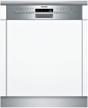 SIEMENS SN56P582EU Kezelőszervig beépíthető mosogatógép