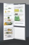 WHIRLPOOL SP40 801 EU Beépíthető kombinált hűtő