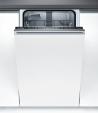 BOSCH SPV25CX02E Teljesen beépíthető mosogatógép