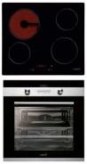 CATA T 604 C - CD 760 AS BK Beépíthető sütő üvegkerámia főzőlap szett fekete/inox