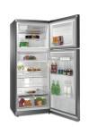 WHIRLPOOL T TNF 8211 OX Felülfagyasztós kombinált hűtő inox