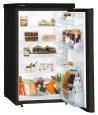 LIEBHERR Tb 1400 Hűtőszekrény fagyasztó nélkül fekete