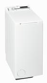 WHIRLPOOL TDLR 55110 Felültöltős mosógép fehér