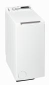 WHIRLPOOL TDLR 60112 Felültöltős mosógép fehér