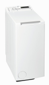 WHIRLPOOL TDLR 60210 Felültöltős mosógép fehér