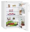 LIEBHERR TP 1410 Hűtőszekrény fagyasztó nélkül fehér