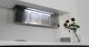 SIRIUS UP-RIGHT T 900/800 Beépíthető páraelszívó inox