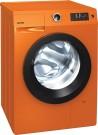 GORENJE W7543LO Elöltöltős mosógép narancssárga