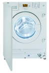 BEKO WMI-71241 Beépíthető mosógép fehér