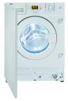 BEKO WMI-71242 Beépíthető mosógép fehér