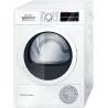 BOSCH WTW85460BY Hőszivattyús szárítógép fehér
