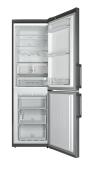 HOTPOINT ARISTON XH8 T2O CH Alulfagyasztós kombinált hűtő silver Black