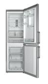 HOTPOINT ARISTON XH8 T2O XZH Alulfagyasztós kombinált hűtő inox/ezüst