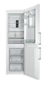 HOTPOINT ARISTON XH8 T2Z WOZH Alulfagyasztós kombinált hűtő fehér
