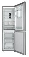 HOTPOINT ARISTON XH8 T3Z XOJZV Alulfagyasztós kombinált hűtő inox/ezüst