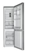 HOTPOINT ARISTON XH9 T3Z XOJZV Alulfagyasztós kombinált hűtő inox/ezüst