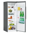 HOTPOINT ARISTON ZHS6 1Q XRD Hűtőszekrény fagyasztó nélkül inox/ezüst