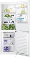 ZANUSSI ZRB 36101 WA Alulfagyasztós kombinált hűtő fehér