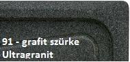 PLADOS 91 grafit sz�rke ultragr�nit