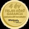 WHIRLPOOL ADP 422 WH Mosogatógép fehér